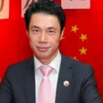 欧洲华侨华人青年联合总会会长傅旭海