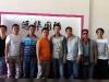 各国青年代表参观西班牙青年联合会副会长公司